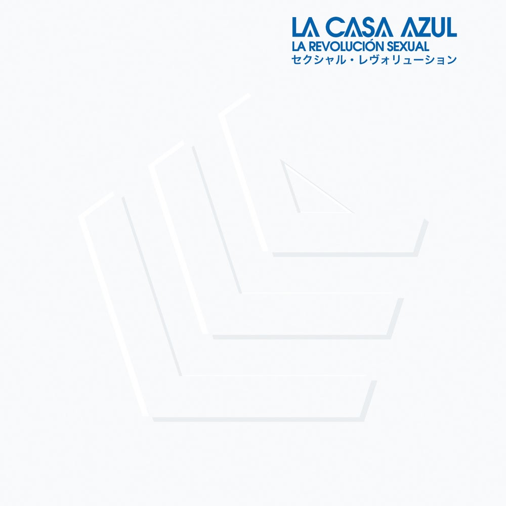Image of LA CASA AZUL - La Revolución Sexual (Digipak CD)