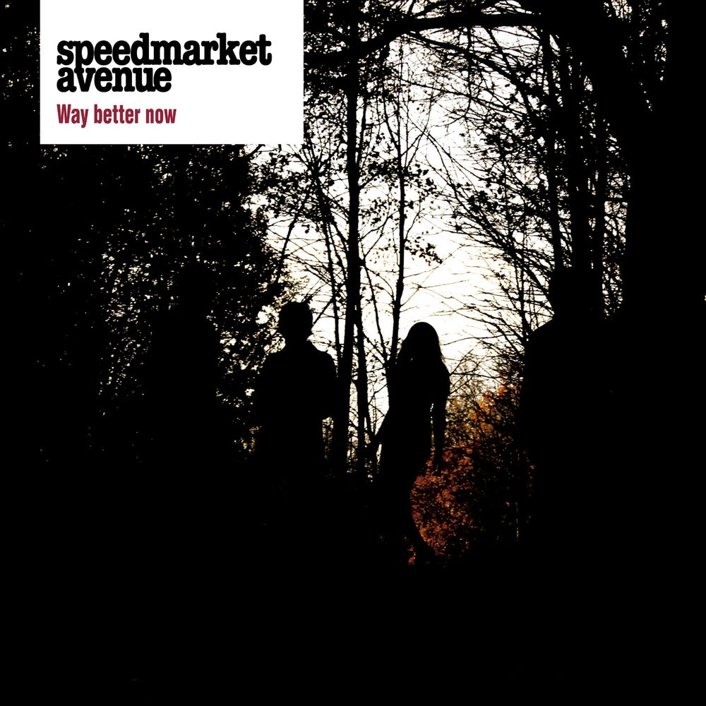 "Image of SPEEDMARKET AVENUE - Way Better Now (Digipak CD/12"" vinyl + free MP3 download)"