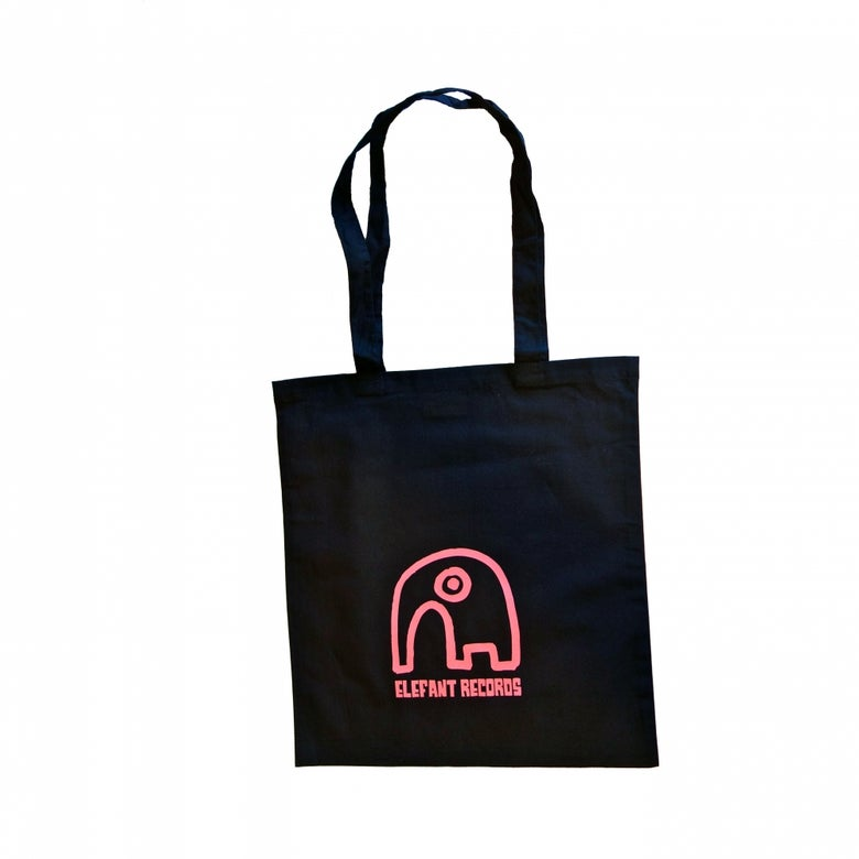 Image of ELEFANT TOTE BAG (Various colours)