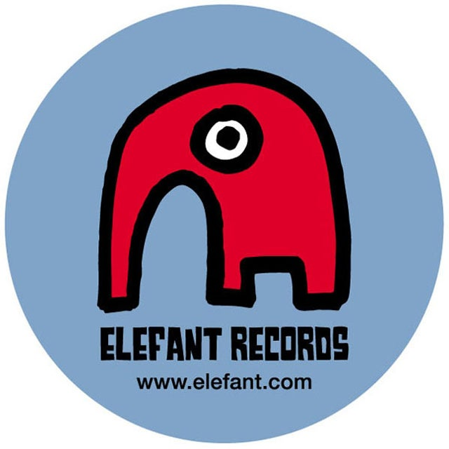 Image of ELEFANT RECORDS BADGES (Various colours/designs)