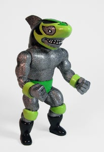 Image of Lucha Sharks Fintastico C2E2 2014 Exclusive