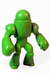 Image of Cosmic Green Megakeshi Galaxxor C2E2 Exclusive