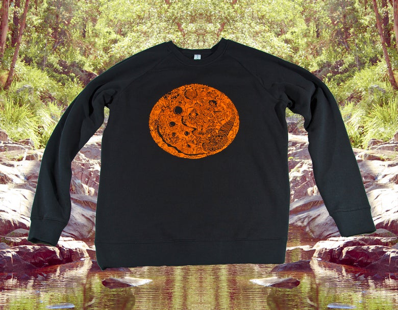 Image of Next Level Lobster Crew Neck