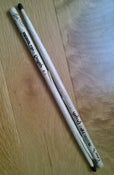 Image of Used and Signed pair of REGAL TIP Death Drumsticks