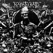 Image of NAPALM RAID - STORM EP (WHITE VINYL)