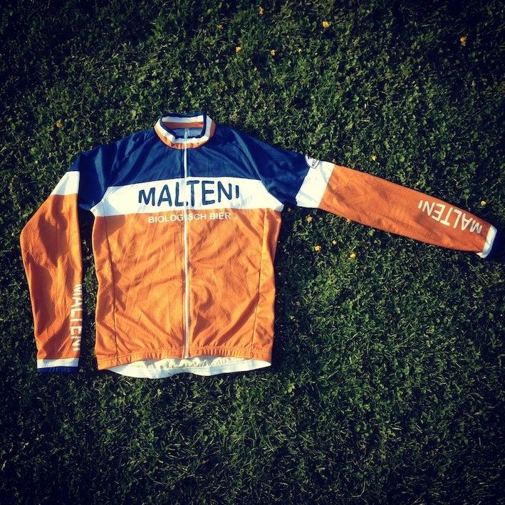 Image of Malteni Coolmax long sleeves jersey