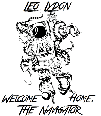 """Image of """"Welcome Home, The Navigator"""" T-shirt"""