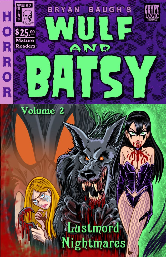 Image of Wulf and Batsy: Volume Two