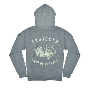 Image of Last of the Last zip hoodie