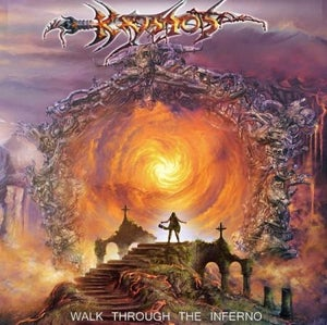 Image of Krystos - Walk Through the Inferno CD