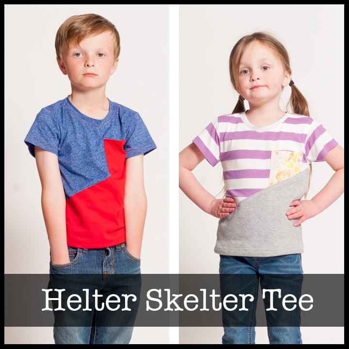 Image of Helter Skelter Tee