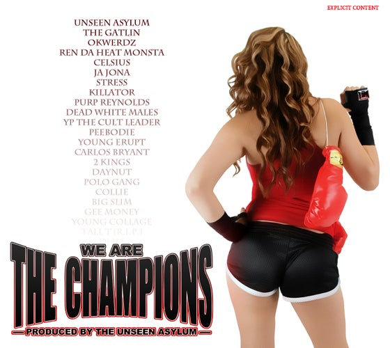 Image of We Are The champions