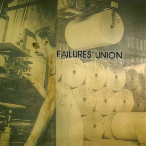 "Image of Failures' Union ""Tethering"" LP"