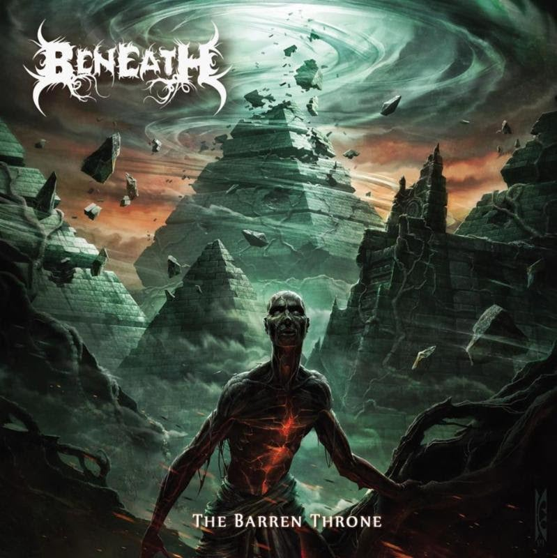 Image of The Barren Throne CD 2014