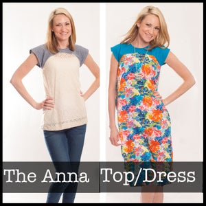 Image of The Anna Top/Dress