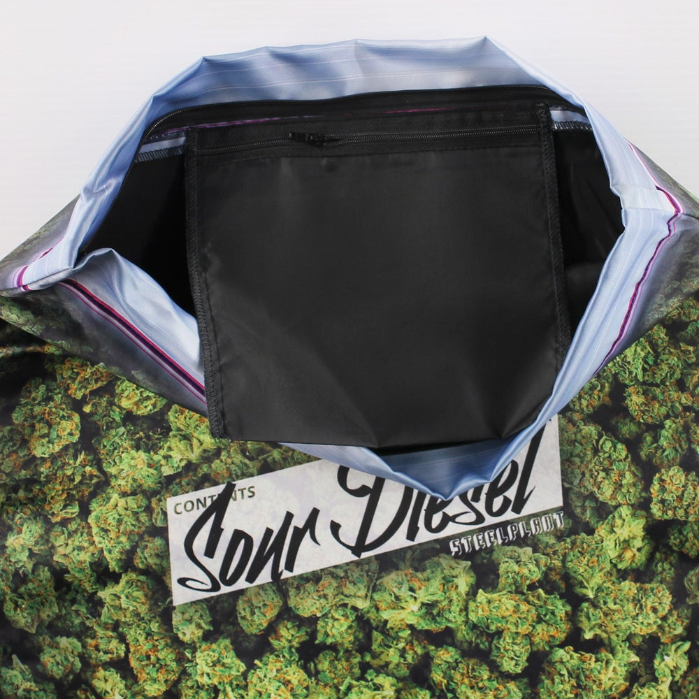 Image of Giant Stash Pillowcase Sour Diesel
