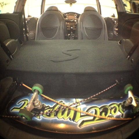 Image of Mini Cooper & Cooper S Rear Seat Delete