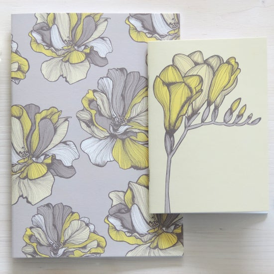 Image of Bridget and Mia Notebook Set
