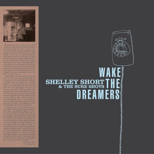 Image of Shelley Short - Wake the Dreamers (FYI011)