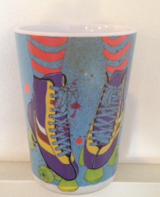 Image of Rollerskate cup