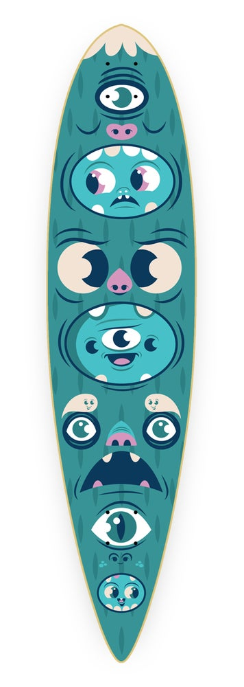 "Image of BUE THE WARRIOR - ""Totem"" Limited Edition"