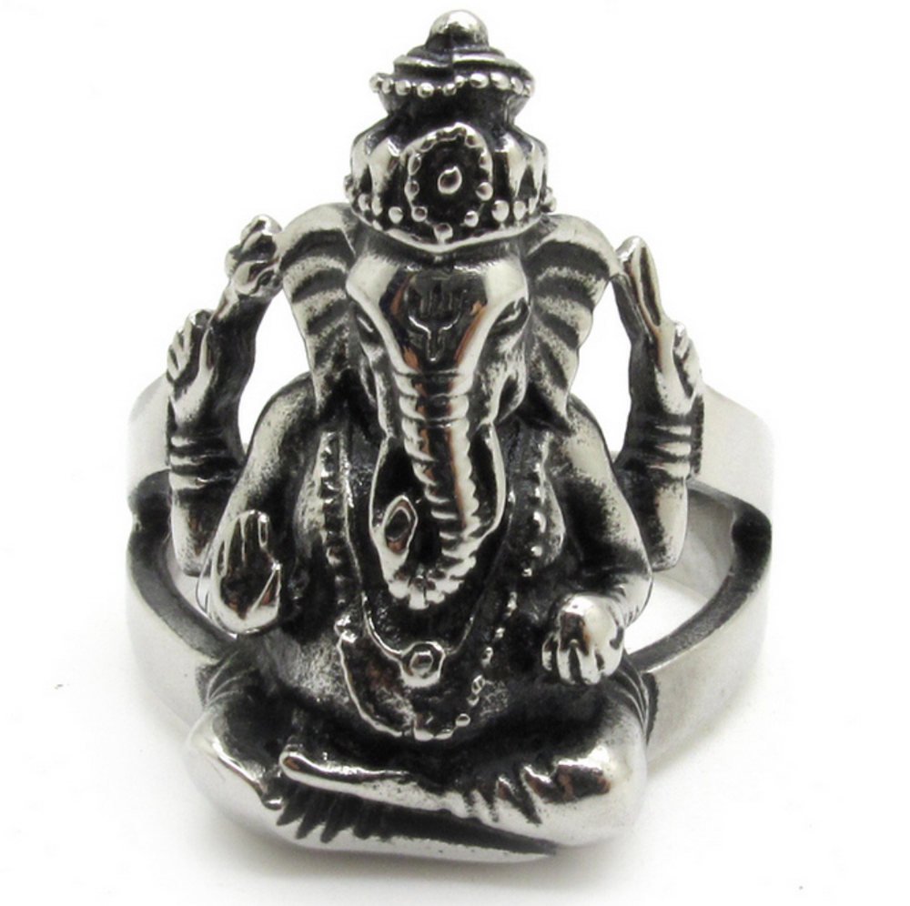 Image of Ganesha Ring