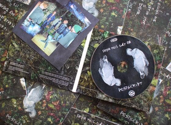 Image of NEW POSTSCRIPT CD