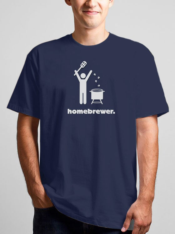 Image of Homebrewer