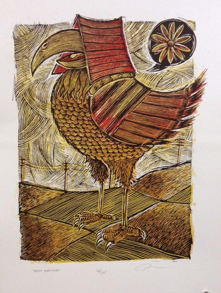 Image of Spring Harbinger Bird