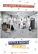 Image of NEW! POSTER vol 1 - DAYS & NIGHTS *SIGNED*