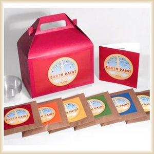 Image of The Children's Earth Paint Kit