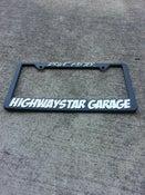 Image of HighwayStar License Plate Frames