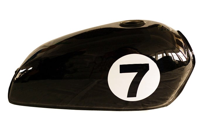 Cafe Racer Honda Benly 50s Fuel Tank Gas Tank 50s Series