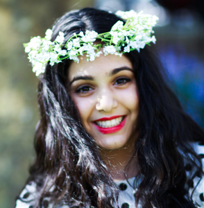 Image of Wild Sophia - Gypsophila Wild Flower Crown
