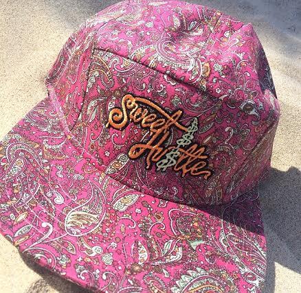 Image of Paisley Sherbet Hat