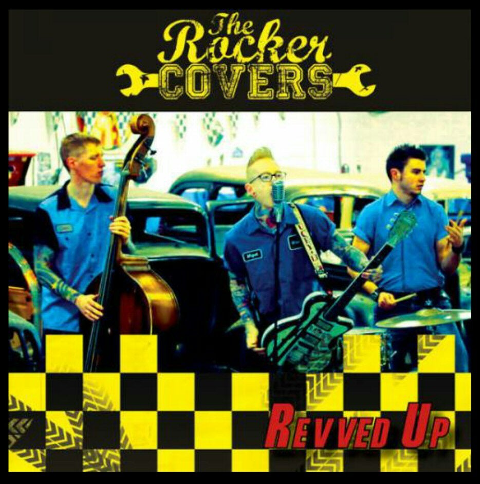 The Rocker Covers Revved Up