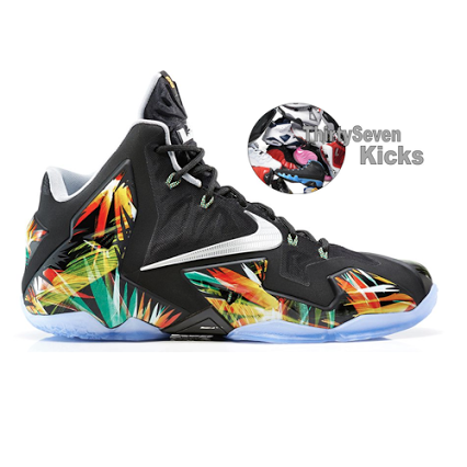 "Image of Lebron 11 ""Everglades"" Preorder"