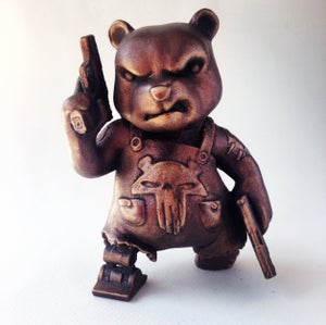 Image of The Mega Bear Statuette