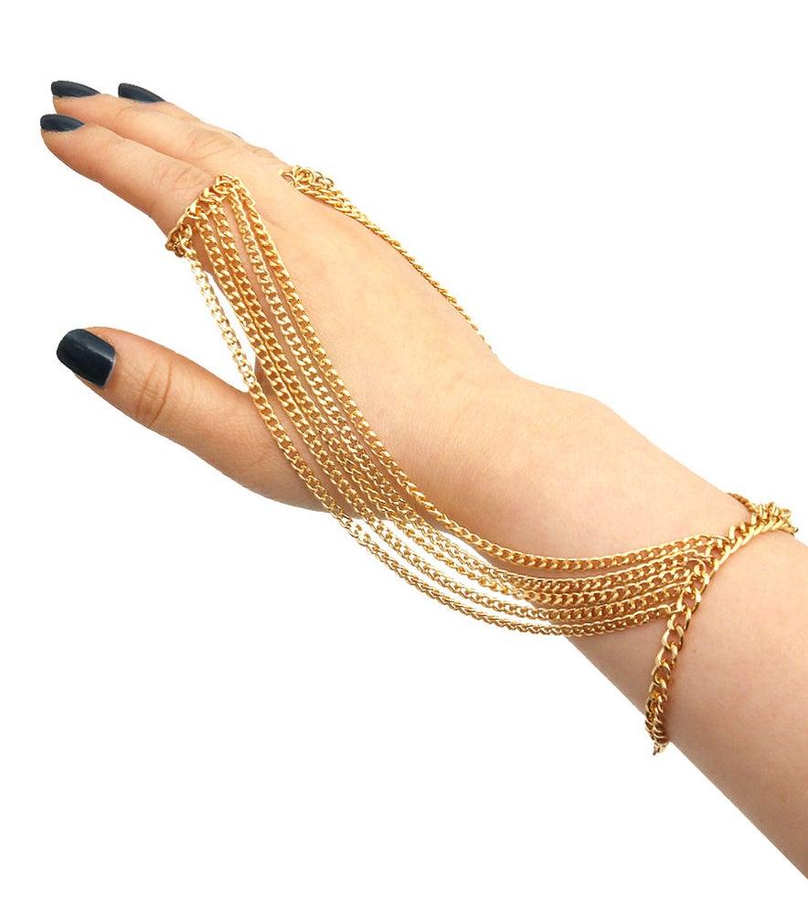 Image of Tori Hand Chain