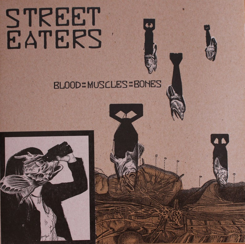 Image of BLOOD::MUSCLES::BONES LP