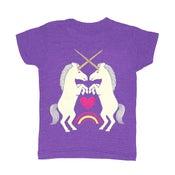 Image of KIDS - Unicorns Purple