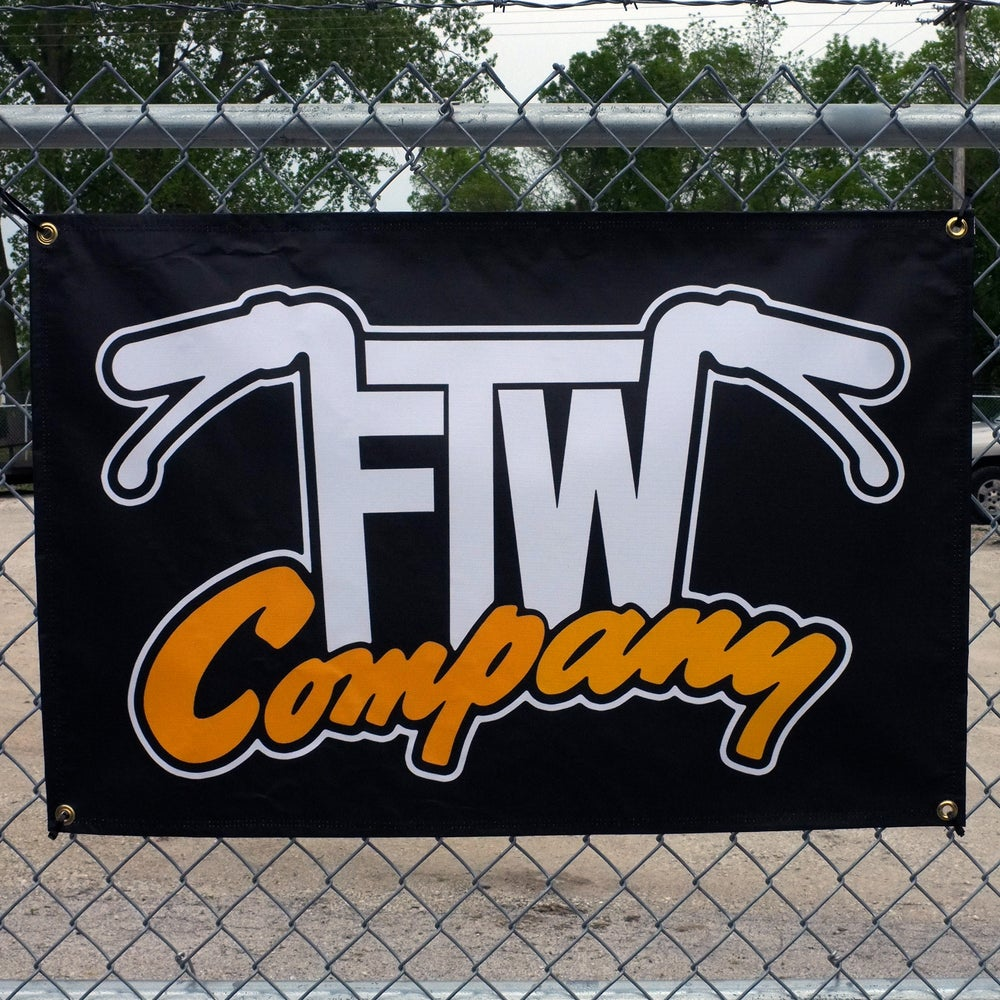 Image of 2x3 FTWCOmpany Banner