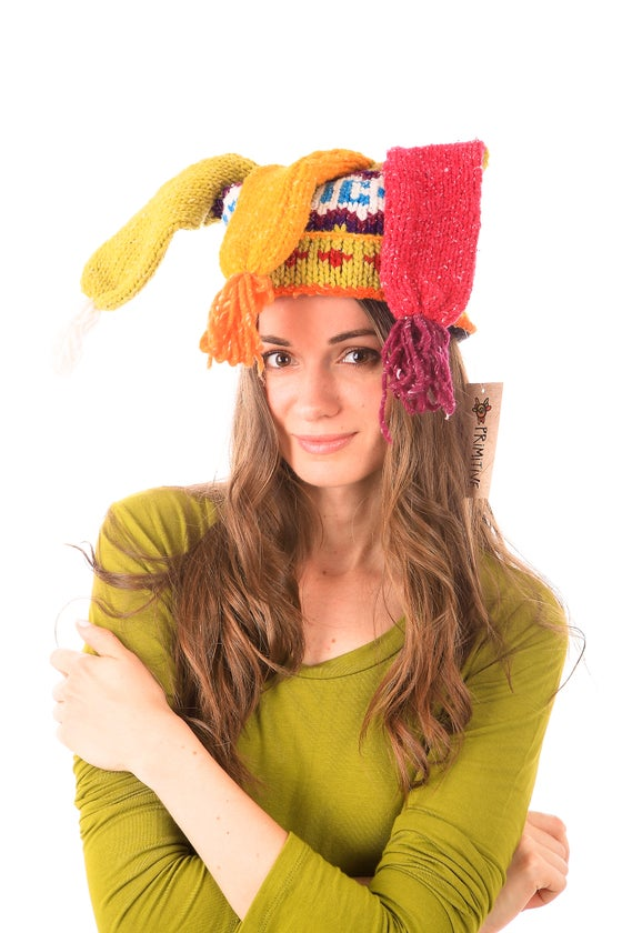 "Image of ""Three finger"" Hat (AHEC16)"