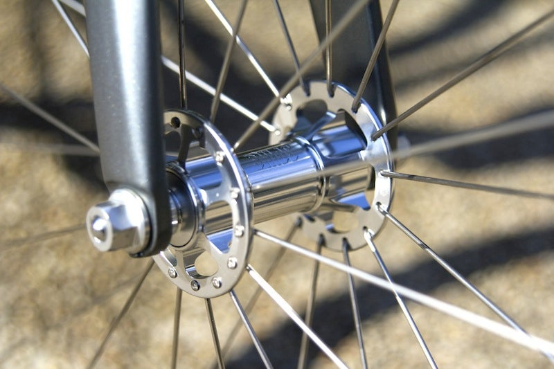 Image of SPIKE TRACK FRONT HUB