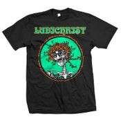 "Image of LUDICHRIST ""Psycho Skull"" T-Shirt"