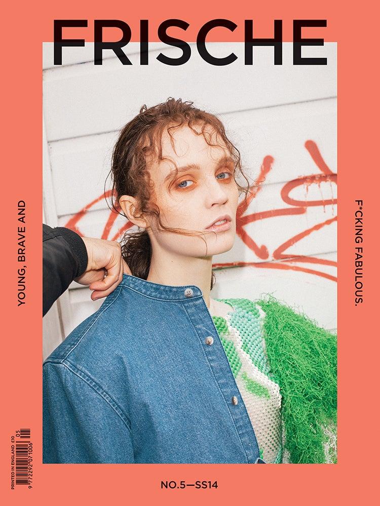 Image of FRISCHE magazine NO.5—SS14