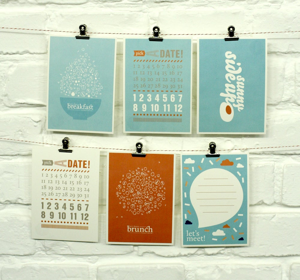 Image of Postcards - Pack 3