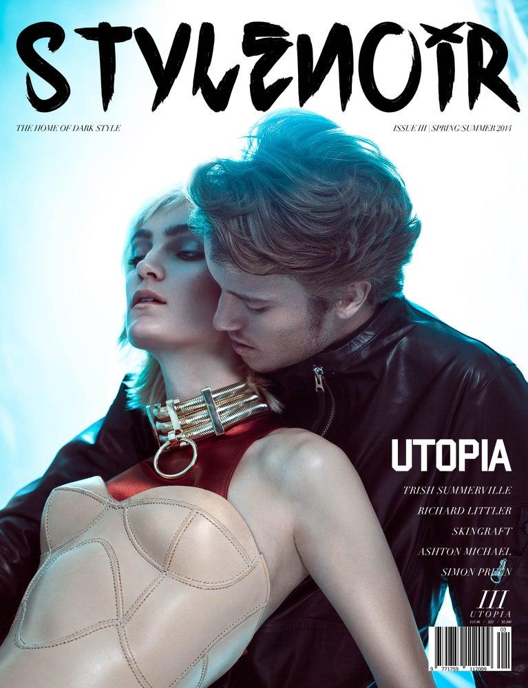 Image of Issue 03 Utopia - Print copy