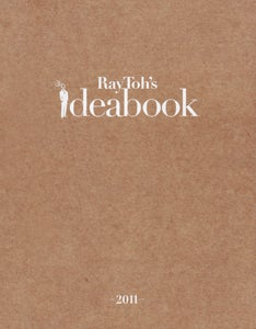 Image of Ray Toh's Ideabook 2011