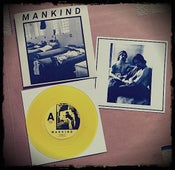 Image of Mankind s/t 7""